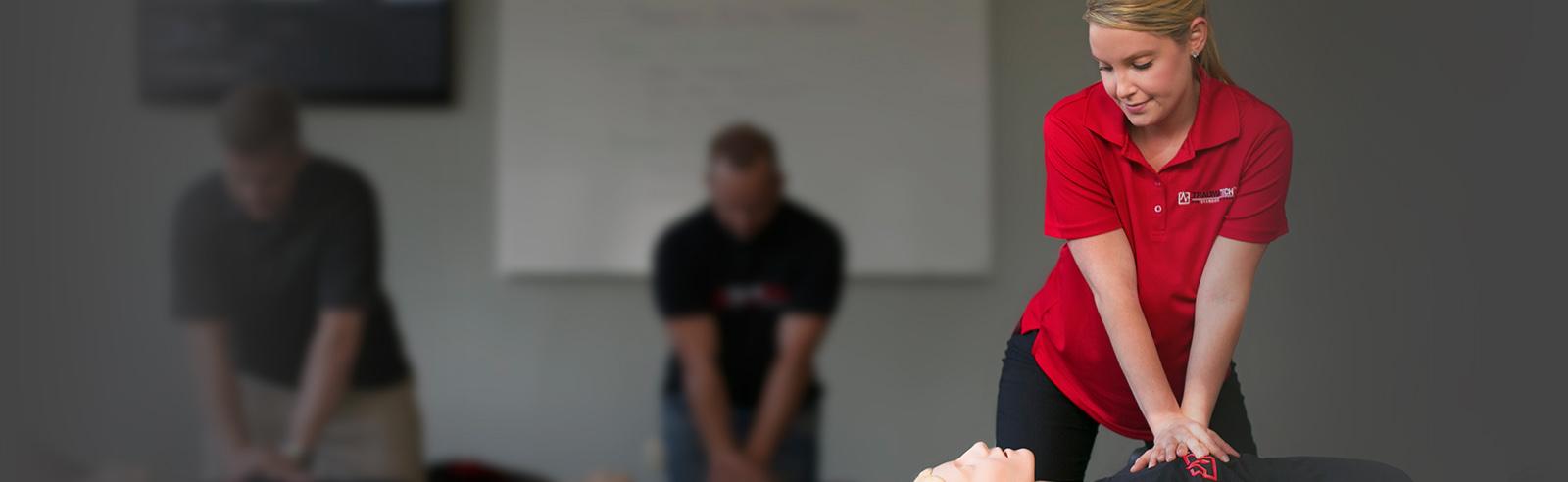 First Aid Courses Trauma Tech Cpr First Aid Training